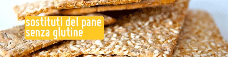 Sostituti del Pane Senza Glutine