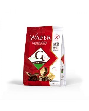 Guidolce Wafer cacao 250 g