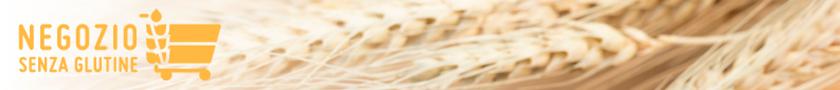Consegna prodotti senza glutine in tutta Italia
